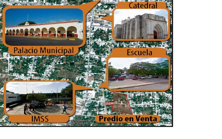 Foto de terreno habitacional en venta en  , miguel hidalgo, umán, yucatán, 1298693 No. 02