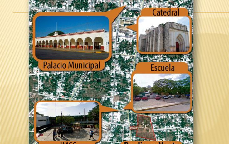 Foto de terreno habitacional en venta en, miguel hidalgo, umán, yucatán, 1661908 no 04