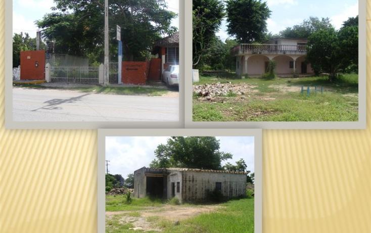 Foto de terreno habitacional en venta en  , miguel hidalgo, umán, yucatán, 1661908 No. 08