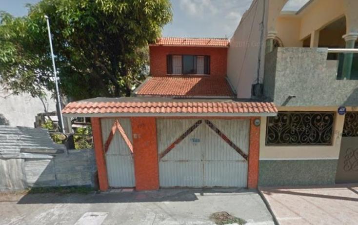 Foto de casa en venta en  , miguel hidalgo, veracruz, veracruz de ignacio de la llave, 1591526 No. 01