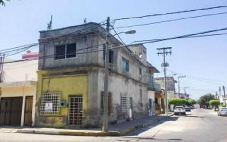 Foto de casa en venta en miguel hidalgo y general ernesto dami 1131, centro, mazatl?n, sinaloa, 1952844 No. 01