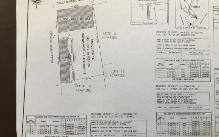 Foto de edificio en venta en miguel hidalgo y manuel doblado lot 10, san josé del cabo centro, los cabos, baja california sur, 1960455 no 05