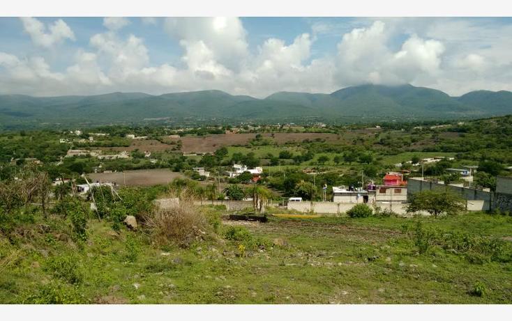 Foto de terreno habitacional en venta en  , miguel hidalgo, yautepec, morelos, 1470423 No. 01