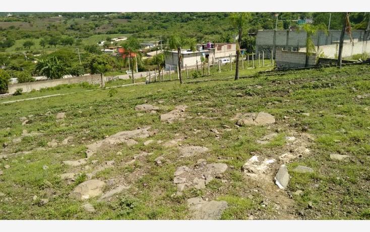 Foto de terreno habitacional en venta en  , miguel hidalgo, yautepec, morelos, 1470423 No. 03