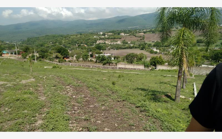 Foto de terreno habitacional en venta en  , miguel hidalgo, yautepec, morelos, 1470423 No. 07