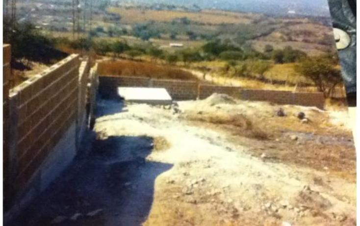 Foto de terreno habitacional en venta en  , miguel hidalgo, yautepec, morelos, 605924 No. 01