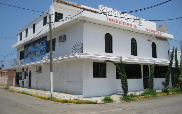 Foto de edificio en venta en miguel negrete 301, lópez mateos, mazatlán, sinaloa, 288135 no 01