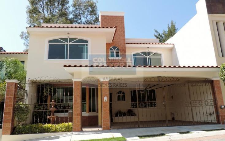 Foto de casa en venta en mil cumbres , real mil cumbres, morelia, michoacán de ocampo, 1840300 No. 01