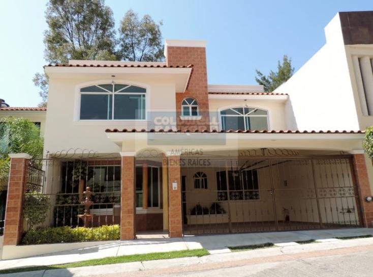 Foto de casa en venta en mil cumbres , real mil cumbres, morelia, michoacán de ocampo, 691709 No. 01