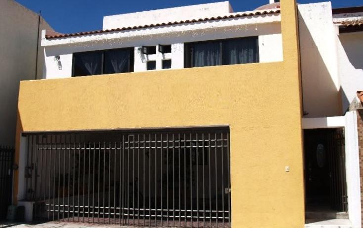 Foto de casa en venta en, milenio iii fase a, querétaro, querétaro, 1161417 no 01