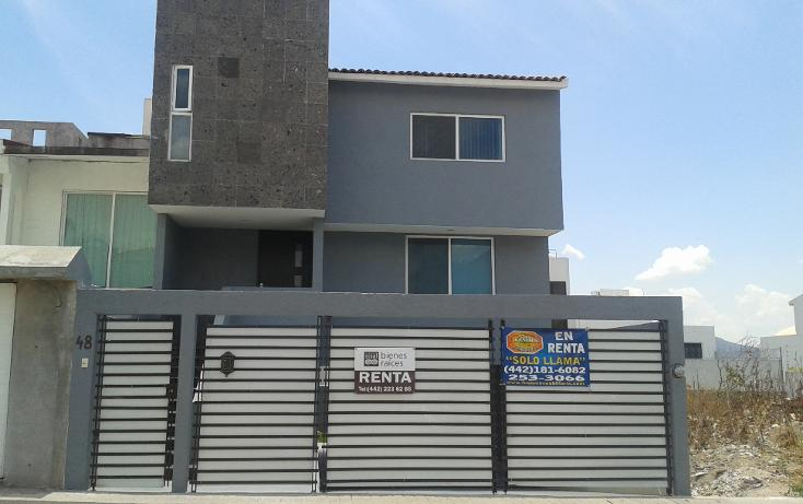 Foto de casa en renta en  , milenio iii fase a, querétaro, querétaro, 1206803 No. 01