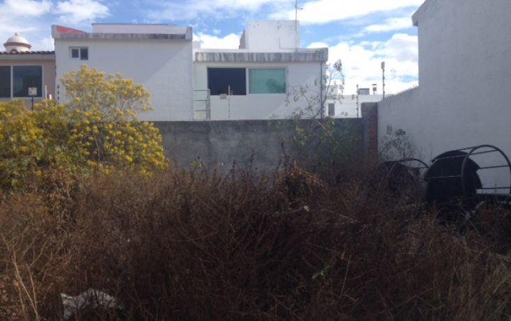 Foto de terreno habitacional en venta en, milenio iii fase a, querétaro, querétaro, 1252295 no 01