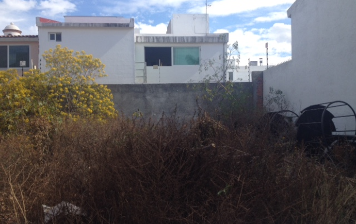 Foto de terreno habitacional en venta en  , milenio iii fase a, quer?taro, quer?taro, 1252295 No. 01