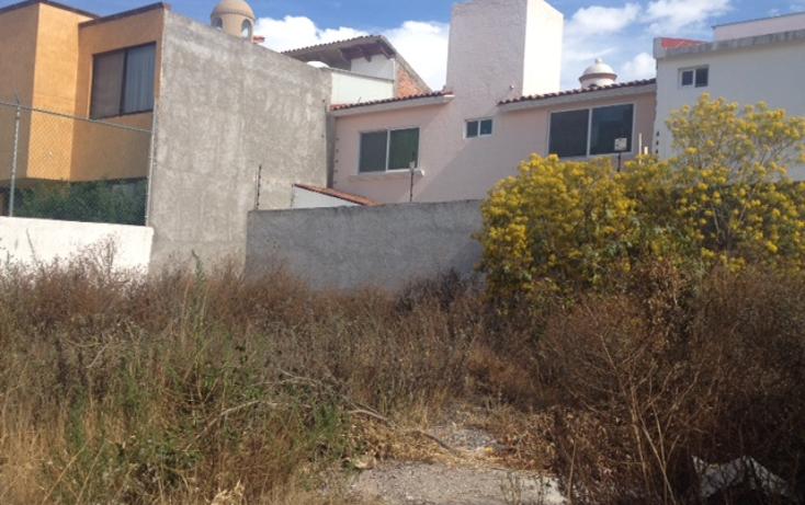 Foto de terreno habitacional en venta en  , milenio iii fase a, quer?taro, quer?taro, 1252295 No. 02