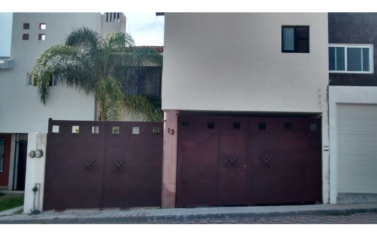 Foto de casa en venta en  , milenio iii fase a, querétaro, querétaro, 1338711 No. 01
