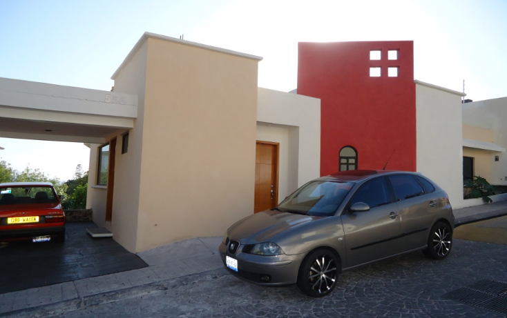 Foto de casa en venta en  , milenio iii fase a, querétaro, querétaro, 1495087 No. 01