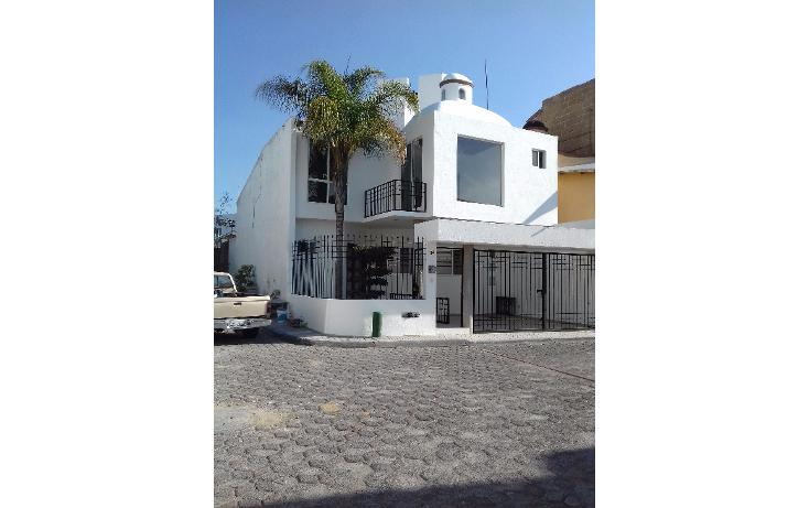 Foto de casa en venta en  , milenio iii fase a, querétaro, querétaro, 1666562 No. 01