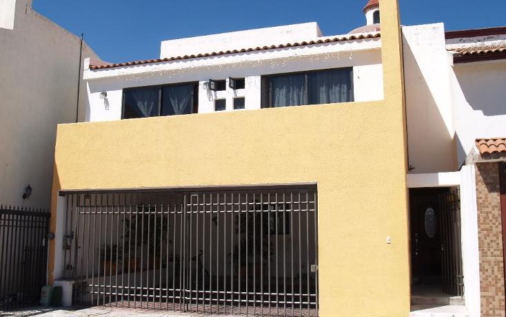 Foto de casa en venta en  , milenio iii fase a, querétaro, querétaro, 1706040 No. 01