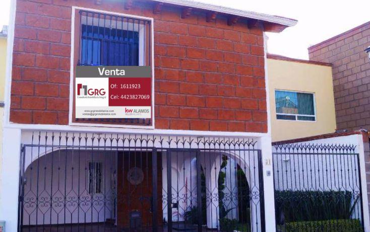 Foto de casa en venta en, milenio iii fase a, querétaro, querétaro, 1828848 no 01