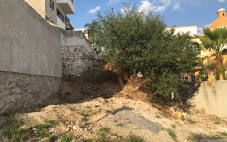 Foto de terreno habitacional en venta en  , milenio iii fase a, querétaro, querétaro, 1975772 No. 01