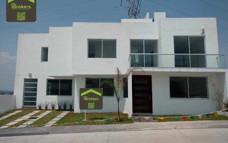Foto de casa en venta en  , milenio iii fase a, quer?taro, quer?taro, 2042983 No. 01