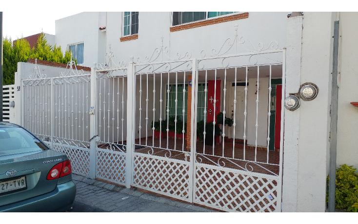 Foto de casa en venta en  , milenio iii fase b sección 10, querétaro, querétaro, 1091683 No. 01