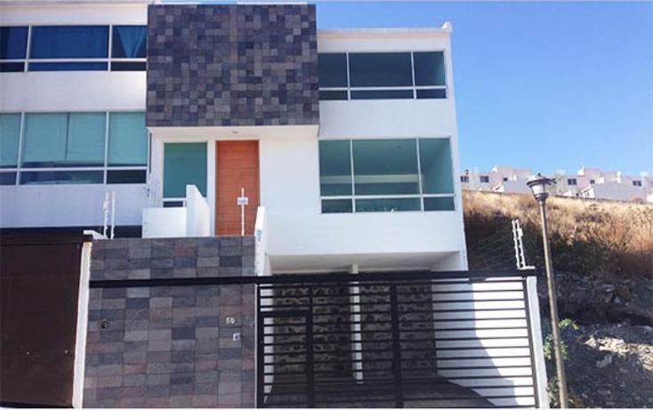 Foto de casa en renta en  , milenio iii fase b sección 10, querétaro, querétaro, 1560918 No. 01
