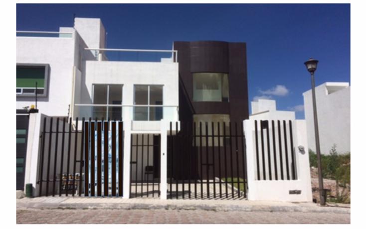 Foto de casa en venta en  , milenio iii fase b secci?n 10, quer?taro, quer?taro, 1636148 No. 01