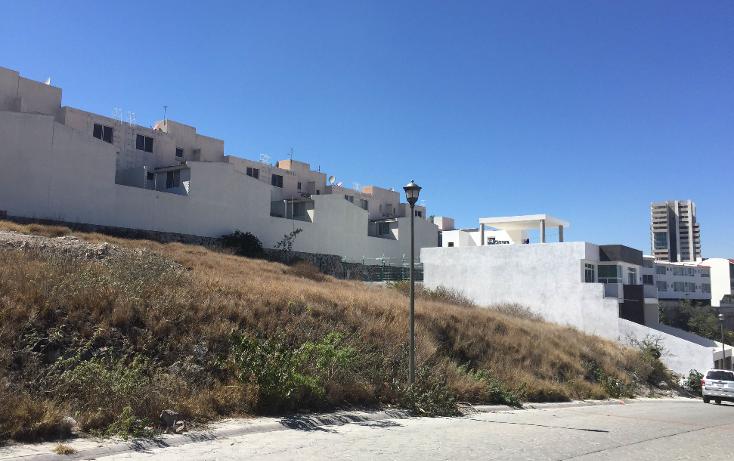 Foto de terreno habitacional en venta en  , milenio iii fase b sección 10, querétaro, querétaro, 1757610 No. 01