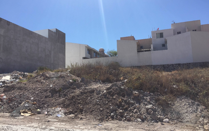 Foto de terreno habitacional en venta en  , milenio iii fase b sección 10, querétaro, querétaro, 1757610 No. 02