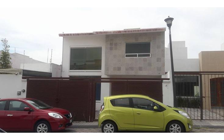 Foto de casa en renta en  , milenio iii fase b sección 10, querétaro, querétaro, 1783770 No. 01