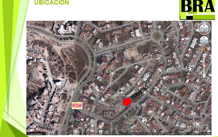 Foto de terreno habitacional en venta en  , milenio iii fase b sección 10, querétaro, querétaro, 1804060 No. 04