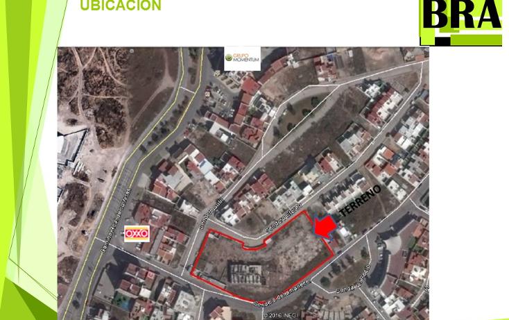Foto de terreno habitacional en venta en  , milenio iii fase b sección 10, querétaro, querétaro, 1804060 No. 05