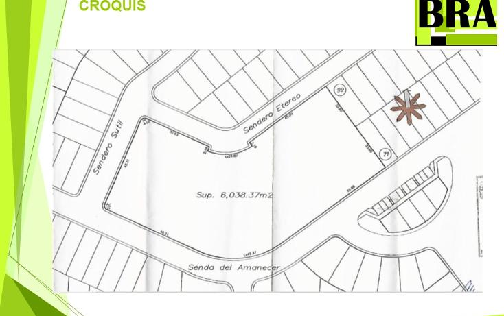 Foto de terreno habitacional en venta en  , milenio iii fase b sección 10, querétaro, querétaro, 1804060 No. 06