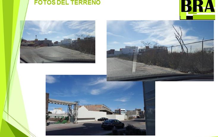 Foto de terreno habitacional en venta en  , milenio iii fase b sección 10, querétaro, querétaro, 1804060 No. 08