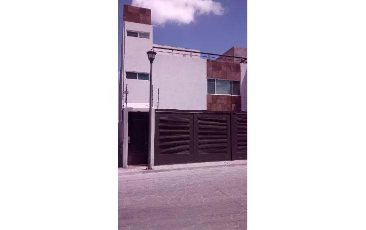 Foto de casa en renta en  , milenio iii fase b sección 11, querétaro, querétaro, 1467477 No. 01