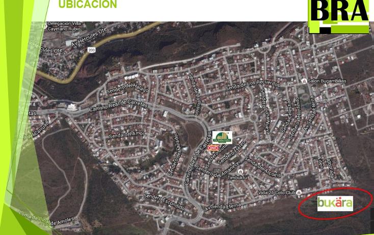 Foto de terreno habitacional en venta en  , milenio iii fase b sección 11, querétaro, querétaro, 1793822 No. 03