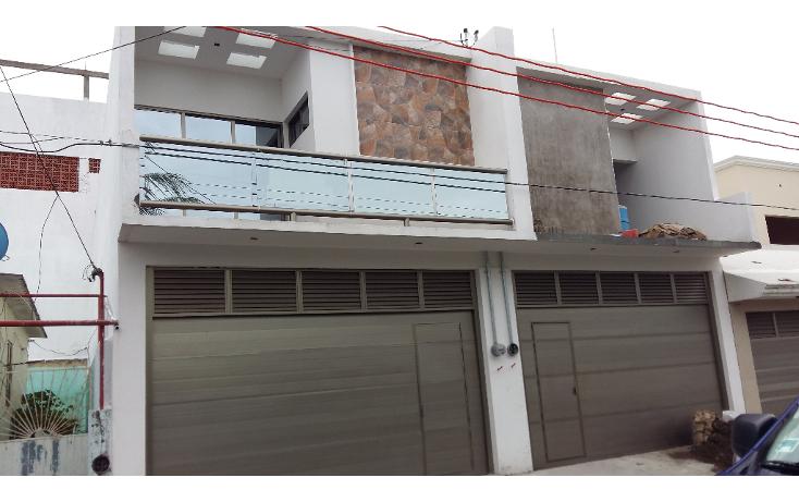 Foto de casa en venta en  , militar, boca del río, veracruz de ignacio de la llave, 1336969 No. 01