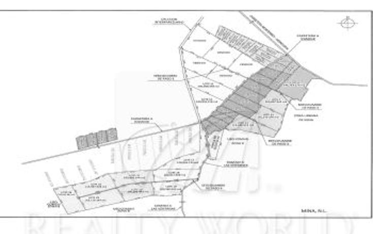 Foto de terreno habitacional en venta en, mina, mina, nuevo león, 2012771 no 01