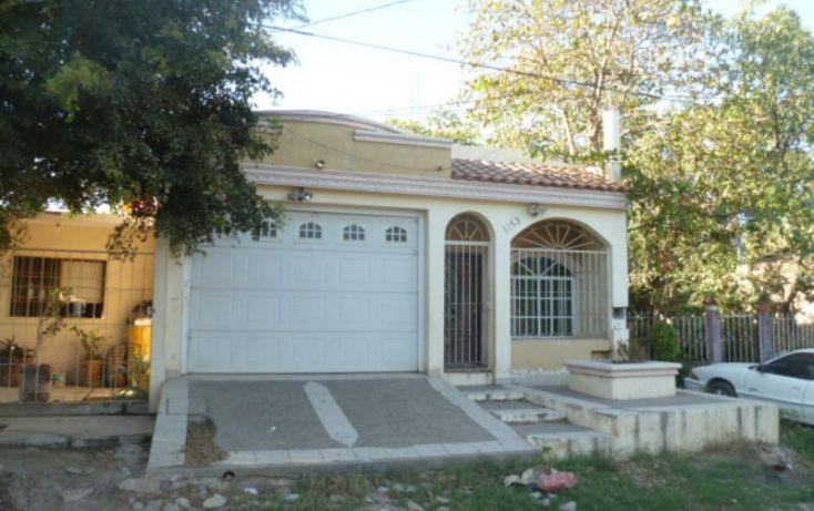 Foto de casa en venta en mina sabta cruz de ayala los hizaches 1153, huizaches, culiacán, sinaloa, 1835488 no 01