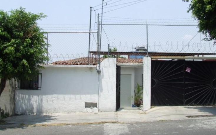 Foto de casa en venta en  , minas de atzingo, cuernavaca, morelos, 1043717 No. 01