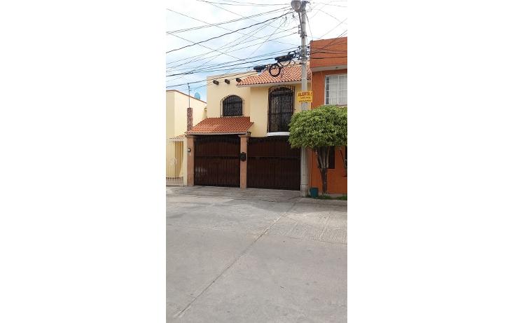 Foto de casa en venta en  , minas del real, san luis potosí, san luis potosí, 1385111 No. 01