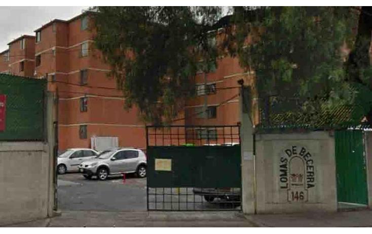 Foto de departamento en venta en minas , lomas de becerra, álvaro obregón, distrito federal, 860791 No. 01