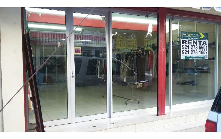 Foto de local en renta en  , minatitlan centro, minatitlán, veracruz de ignacio de la llave, 2016016 No. 01
