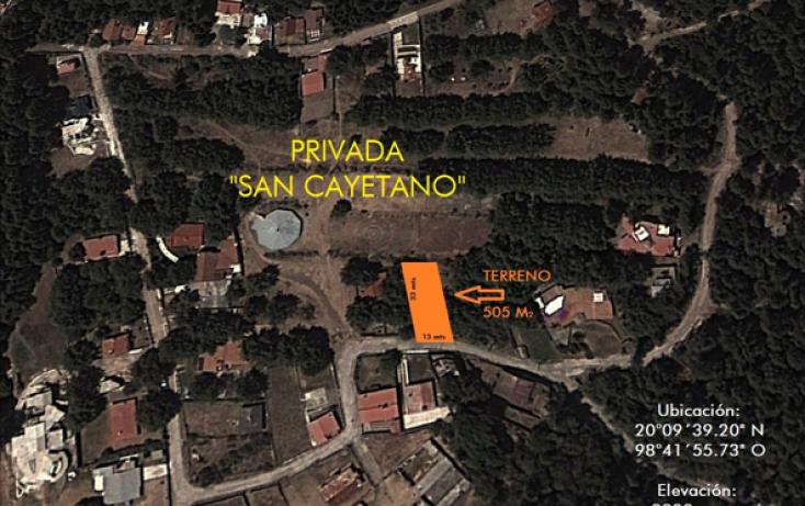 Foto de terreno habitacional en venta en, mineral del chico centro, mineral del chico, hidalgo, 1189039 no 01