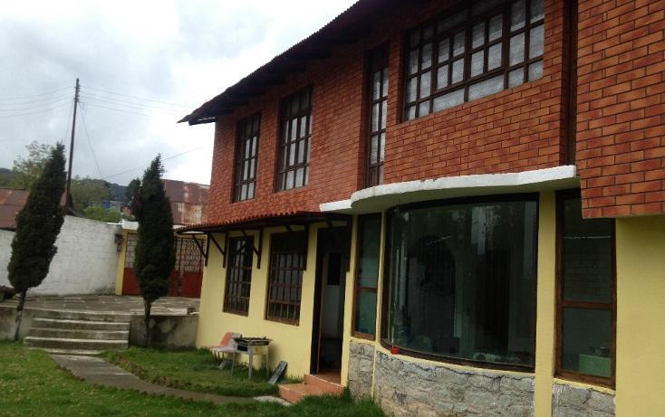 Foto de casa en venta en  , mineral del monte centro, mineral del monte, hidalgo, 1068757 No. 01