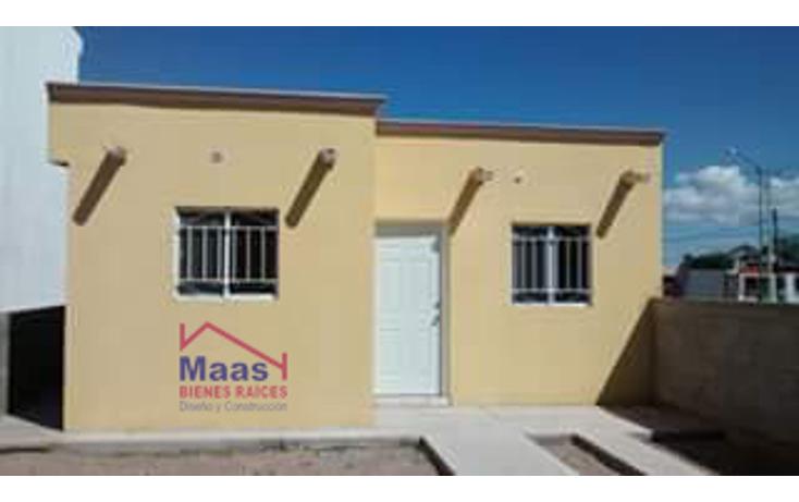 Foto de casa en venta en  , minerales i, ii y iii, chihuahua, chihuahua, 1673380 No. 01
