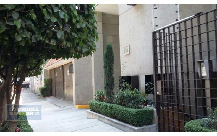 Foto de departamento en renta en minerva 67, florida, álvaro obregón, distrito federal, 2752565 No. 01