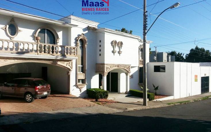 Foto de casa en venta en  , mirador, chihuahua, chihuahua, 1674430 No. 01