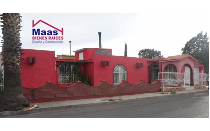 Foto de casa en venta en  , mirador, chihuahua, chihuahua, 2036968 No. 01